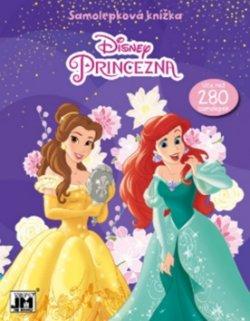 Princezny - Samolepková knížka