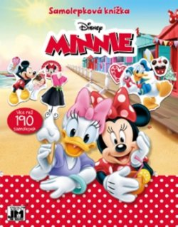 Minnie - Samolepková knížka