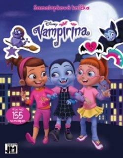 Vampirina - Samolepková knížka