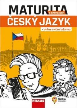 Maturita s nadhledem český jazyk - Hybridní učebnice