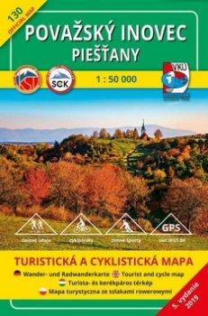 Považský Inovec Piešťany 1 : 50 000