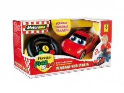 Ferrari RC auto 458 - červené