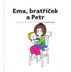 Ema, bratříček a Petr