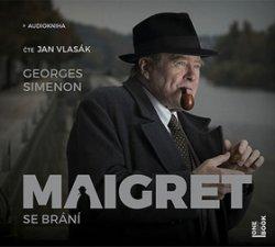 Maigret se brání - CDmp3 (Čte Jan Vlasák)