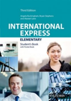 International Express third edition Elementary Student´s book Pack (without DVD-ROM)