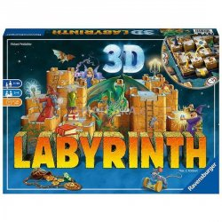 Labyrinth 3D - hra