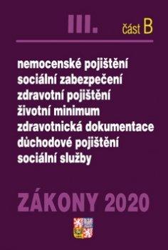 Zákony 2020 III. část B Odvody