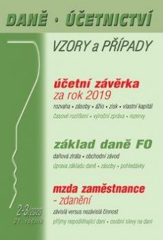 Daně Účetnictví Vzory a případy 2-3/2020