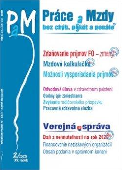 Práce a mzdy bez chýb, pokút a penále 2/2020