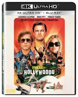 Tenkrát v Hollywoodu 4K Ultra HD + Blu-ray