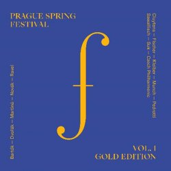 Prague Spring Festival Vol. 1 Gold Edition - 2 CD