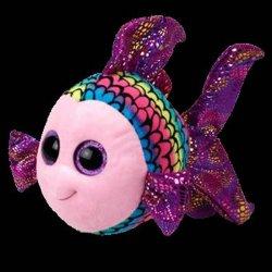 Beanie Boos FLIPPY - rybka barevná 24 cm