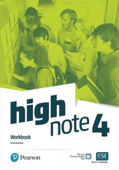 High Note 4 Workbook (Global Edition)