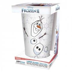 Sklenice Frozen 2 - Olaf 460 ml