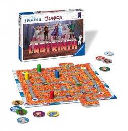 Labyrinth Junior Disney Ledové království 2 - hra