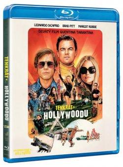 Tenkrát v Hollywoodu Blu-ray