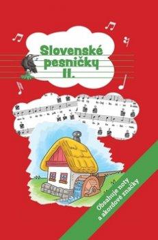 Slovenské pesničky II.