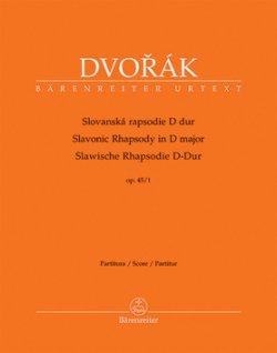 Slovanská rapsodie g moll op. 45/2