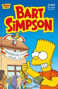 Simpsonovi - Bart Simpson 12/2019