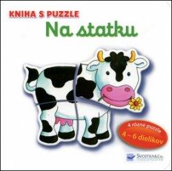 Na statku Kniha s puzzle