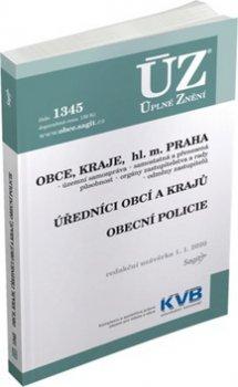 ÚZ 1345 Obce