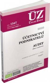 ÚZ 1347 Účetnictví podnikatelů