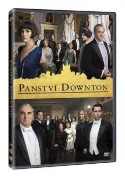 Panství Downton DVD