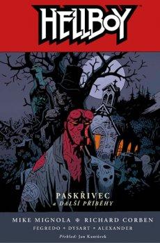 Hellboy 10 - Paskřivec a další příběhy - 2.vyd. váz.