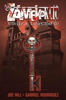 Zámek a klíč 1 - Vítejte v Lovecraftu 3.vyd. váz.