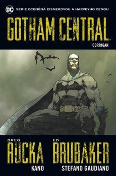 Gotham Central 4 - Corrigan