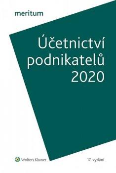 MERITUM Účetnictví podnikatelů 2020