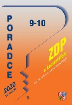 Poradce 9-10/2020 Zákon o daních z příjmů s komentářem - Fyzické osoby, Právnické osoby