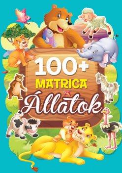 100+ matrica Állatok