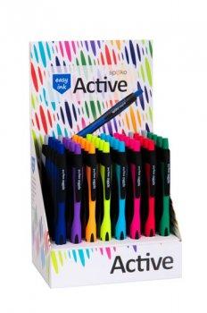 Kuličkové pero Active - mix barev