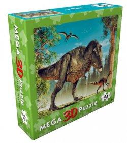 3D puzzle Dinosauři