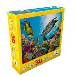 3D puzzle Podmořský svět