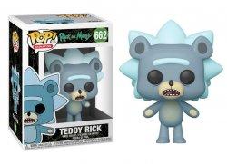 Funko POP Animation: Rick & Morty - Teddy Rick w Chase