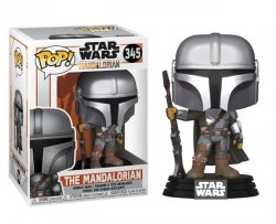Funko POP TV: SW The Mandalorian - The Mandalorian (Final)(MT)