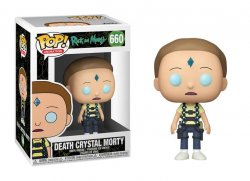 Funko POP Animation: Rick & Morty - Death Crystal Morty