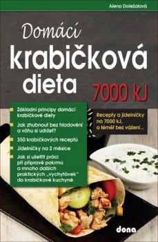 Domácí krabičková dieta 7000 kJ, a téměř bez vážení