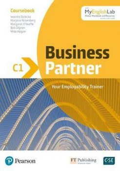 Business Partner C1 Coursebook with MyEnglishLab
