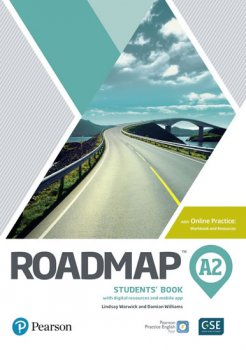 Roadmap A2 Elementary Students´ Book with Online Practice, Digital Resources & App Pack