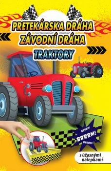 Pretekárska dráha Traktory / Závodní dráha Traktory