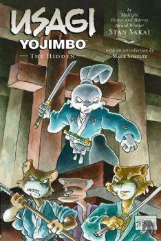 Usagi Yojimbo - Skrytí