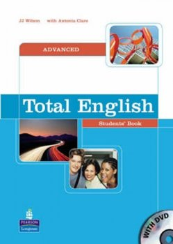 Total English Advanced Students´ Book w/ DVD