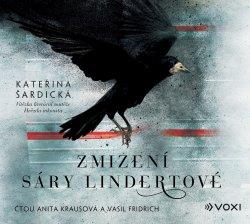 Zmizení Sáry Lindertové (audiokniha)