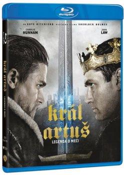 Král Artuš: Legenda o meči BD