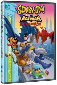 Scooby-Doo a Batman: Spolu a odvážně DVD