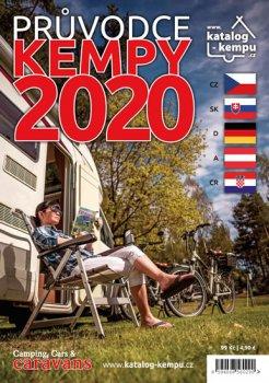 Nejlepší kempy 2020 - Velký průvodce