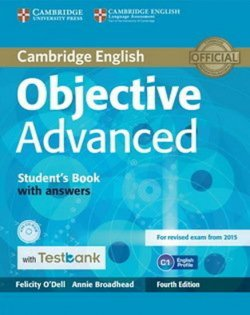 Objective Advanced Student´s Book with Answers with CD-ROM with Testbank